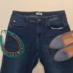 Kensie Skinny Jeans. Size 10